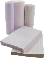 Papier médical HP 9270-0484/0630