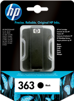 Cartouche d'encre HP 363