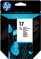 Cartouche d'encre HP 17