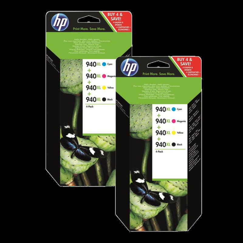 Multipack HP 940 XL Promo-Pack