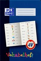 Lernsysteme Vokabelheft LIN4V Oxford 100057955