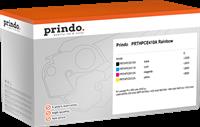 Value Pack Prindo PRTHPCE410A Rainbow