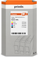 Multipack Prindo PRSET3476 MCVP